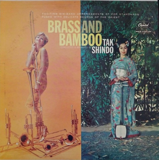 Brass and Bamboo Tak Shindo