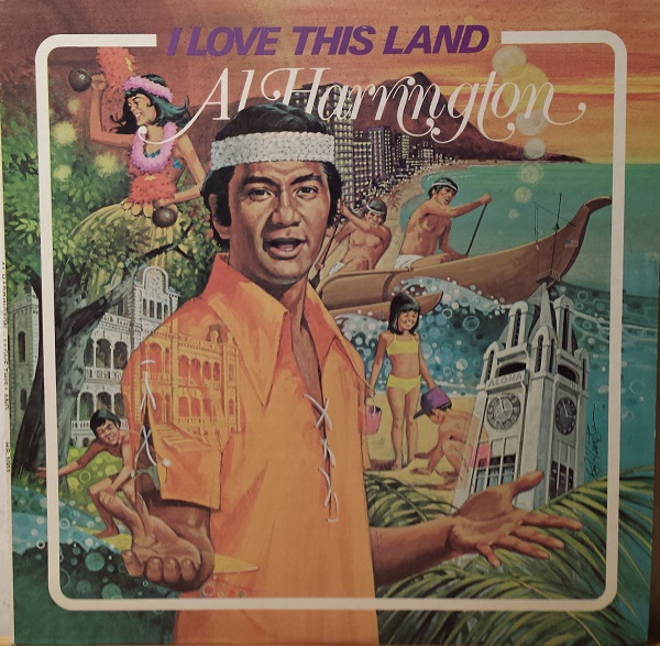 I Love This Land performed by Al Harrington